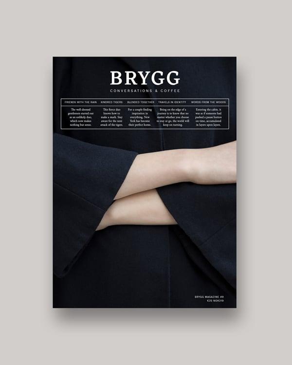 Image of Brygg Magazine #9