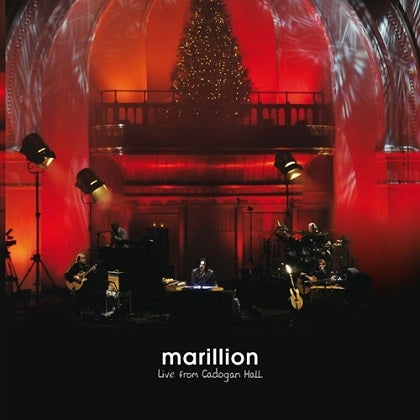 Image of MARILLON - Live From Cadogan Hall - Edition 2CD Jewelcase