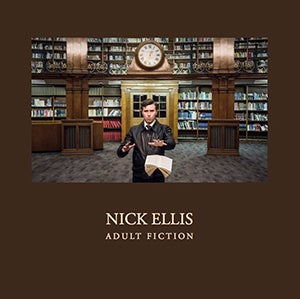 Image of NICK ELLIS - ADULT FICTION - CD