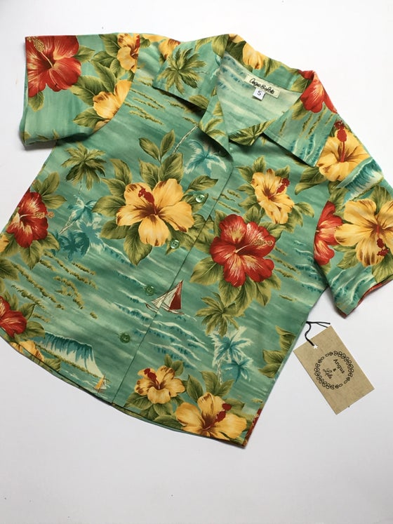 Image of Aloha Hawaiian Shirt