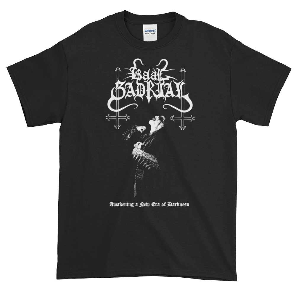 "Image of Baal Gadrial - ""Awakening a New Era of Darkness"" shirt"