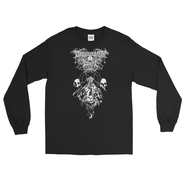 "Image of Drowning the Light - ""Baphomet"" long sleeve shirt"