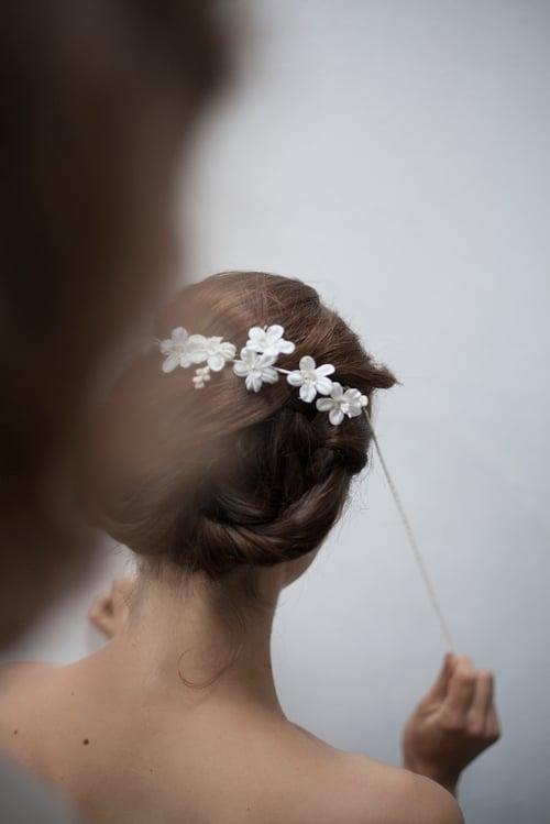 Image of Fleurs d'oranger Couronne