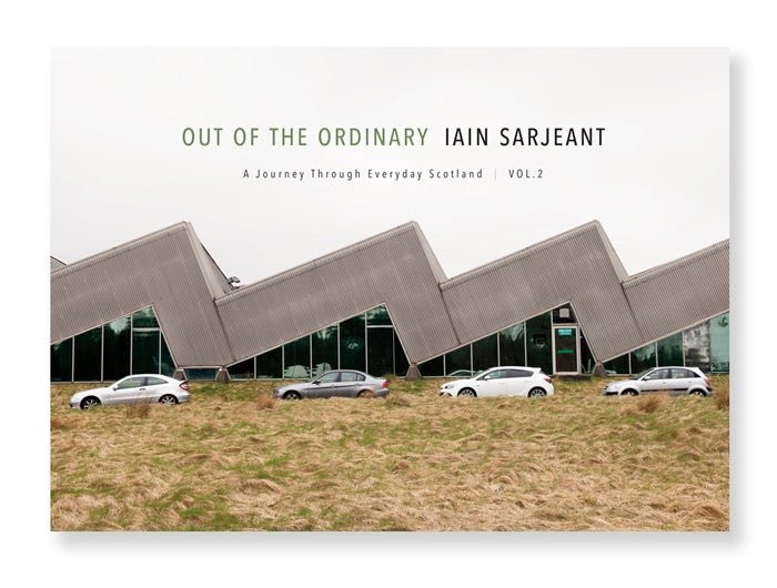 Iain Sarjeant - Out of the Ordinary Vol.2