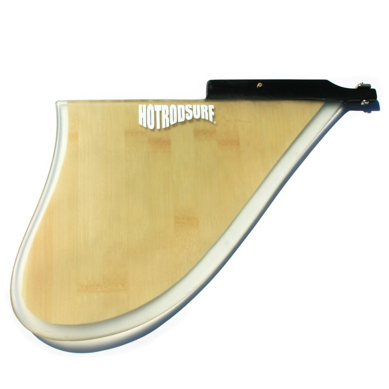 Image of HOT ROD SURF ® ~ HOTRODSURF ~ D100 Dragster Surfboard 'D' Fin