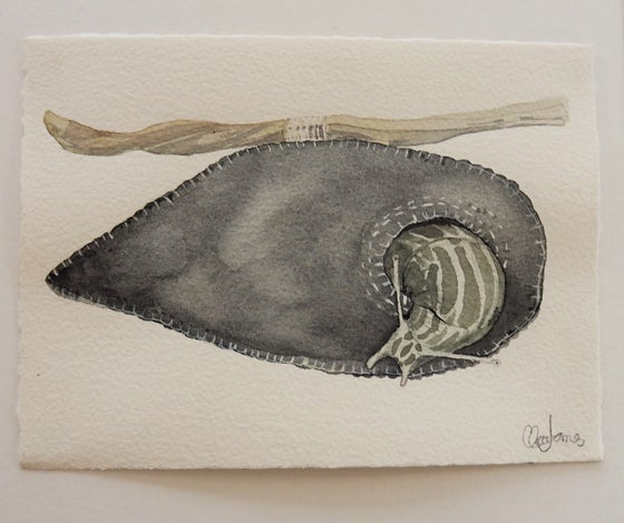 Image of Cocoon Slug (original)