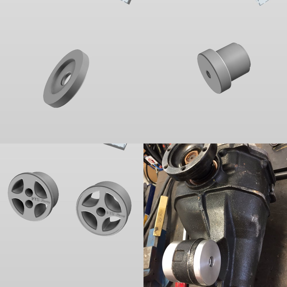 Image of GT86 Solid diff mounts