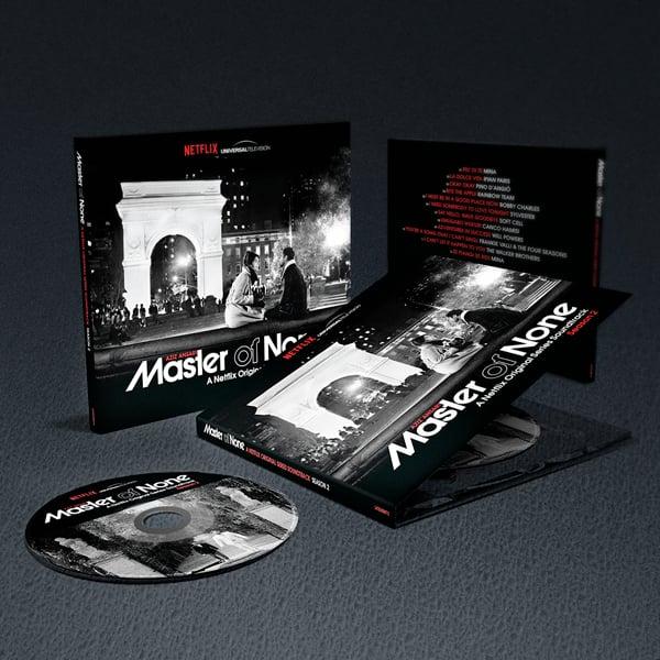 Image of Master Of None - Season 2 (A Netflix Original Soundtrack) CD - VA