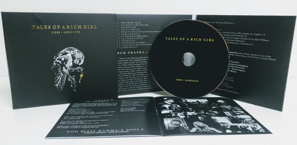 Image of Tales of a Rich Girl CD