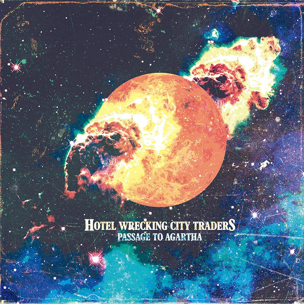 Image of Hotel Wrecking City Traders / Passage to Agartha