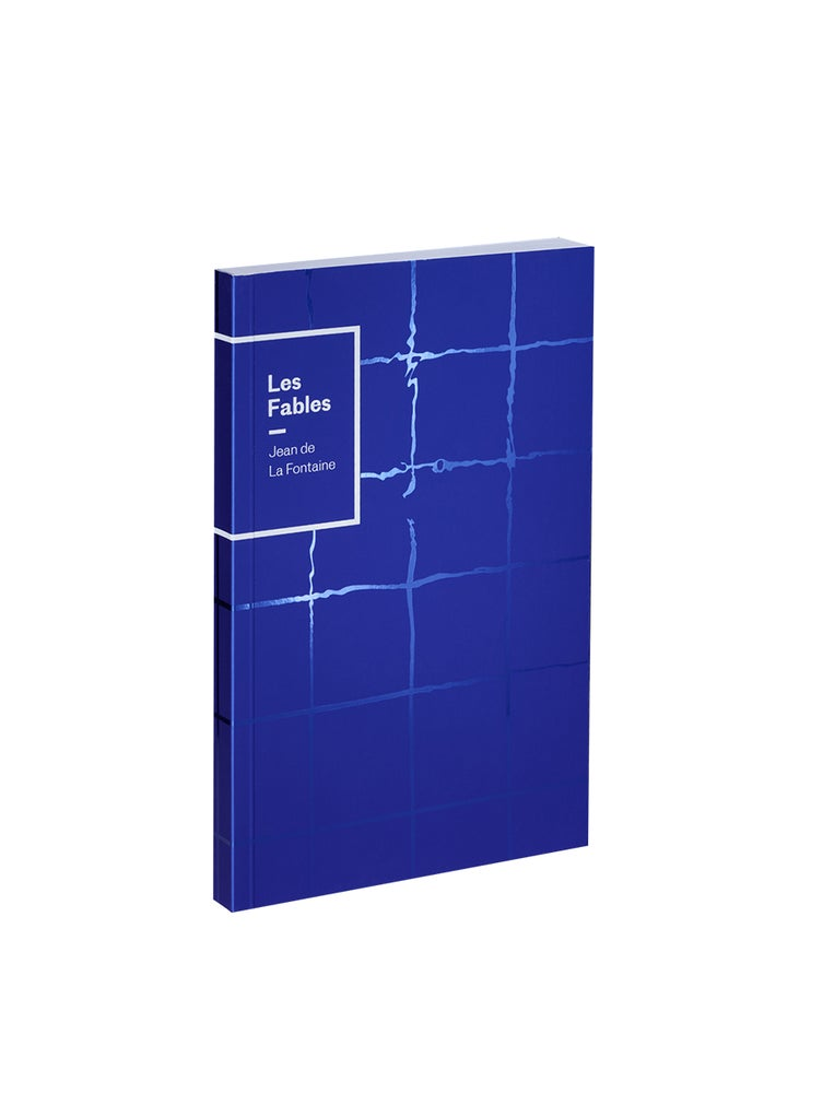 Image of H2L2 x Les Fables_bleu