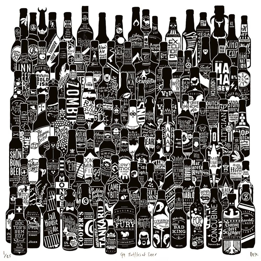99 Bottles (Square)