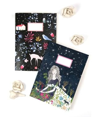Image of Cuaderno Noche Estrellada