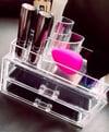 Mini 'See Thru' Acrylic Makeup Organizer