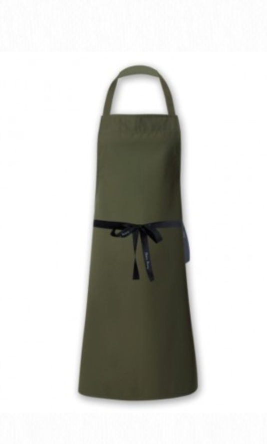 Image of Knife Of Brian Apron (Olive Green)