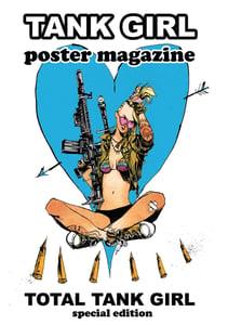 Image of Total Tank Girl Poster Magazine