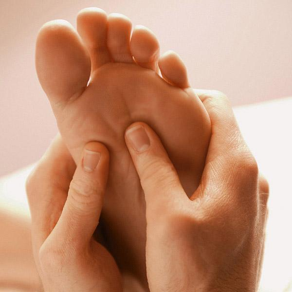 Image of Footzone Therapy Session