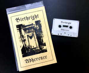 "Image of Birthright ""Adherence"""