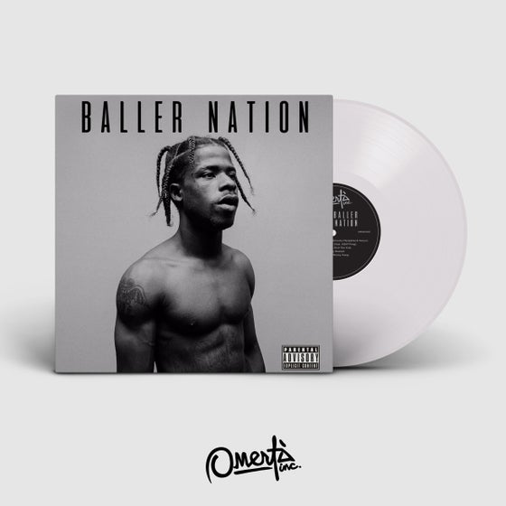 Image of Marty Baller - Baller Nation [LP] OMINC019