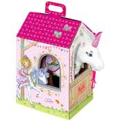 Image of Unicornio Rosalie en el establo de la Pricesa Lillifee