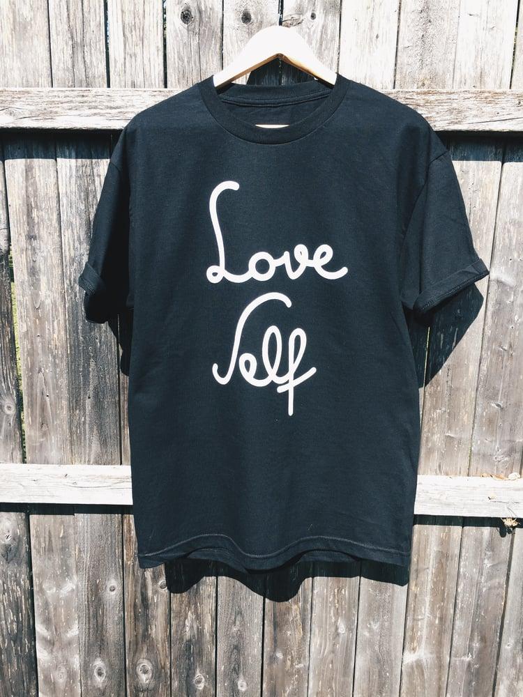 Image of Love Self tee