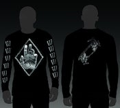 Image of Black Vice - Ritual Hand LS