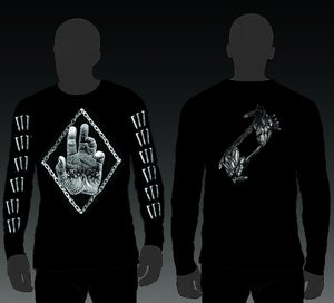 Image of Black Vice - Ritual Hand LS