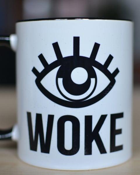 Image of Woke Mug