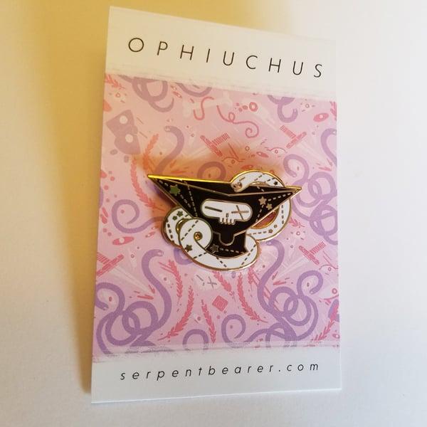 Image of Ophiuchus Enamel Pin