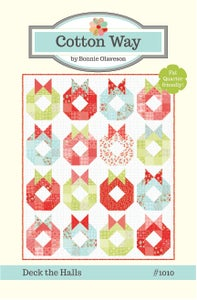 Image of Deck the Halls PDF Pattern #1010