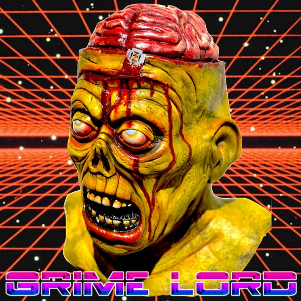 Image of GRIME LORD MASK