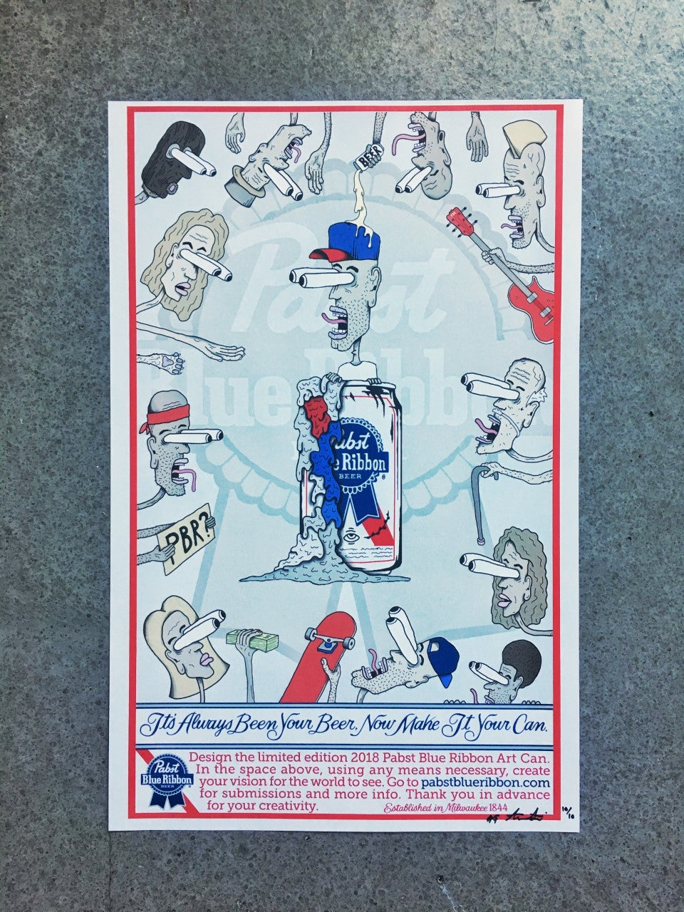 Image of Pabst Prints