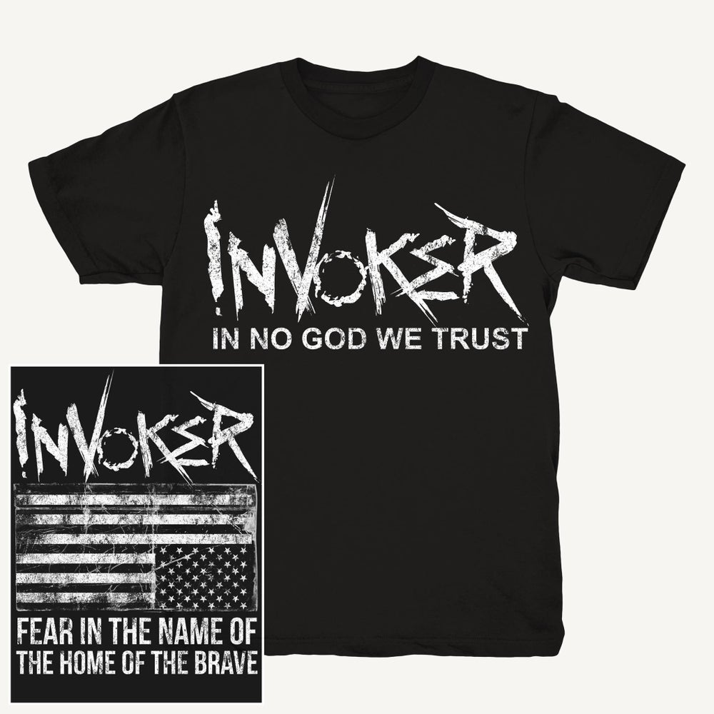 Image of In No God Tee