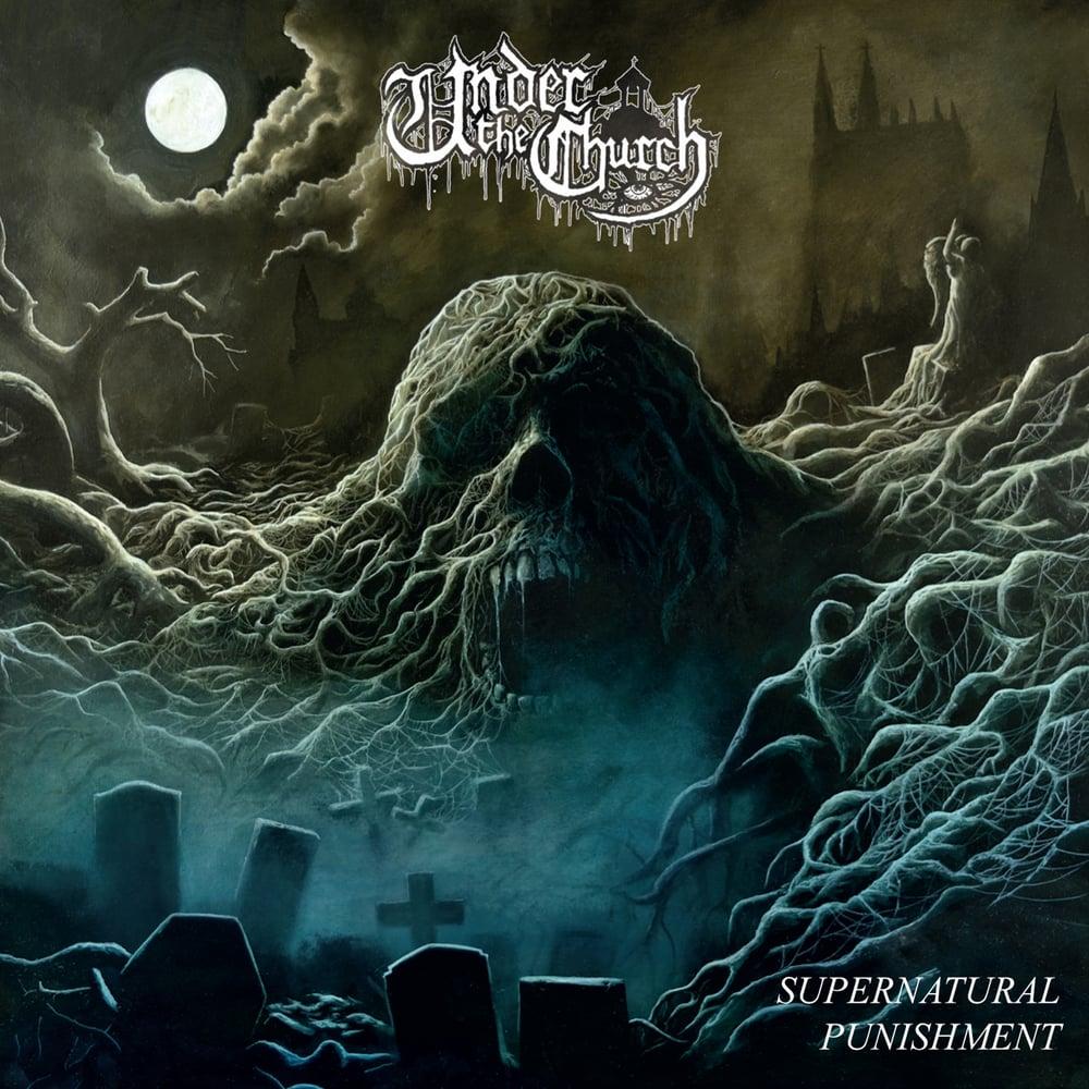"UNDER THE CHURCH ""Supernatural Punishment"" CD"