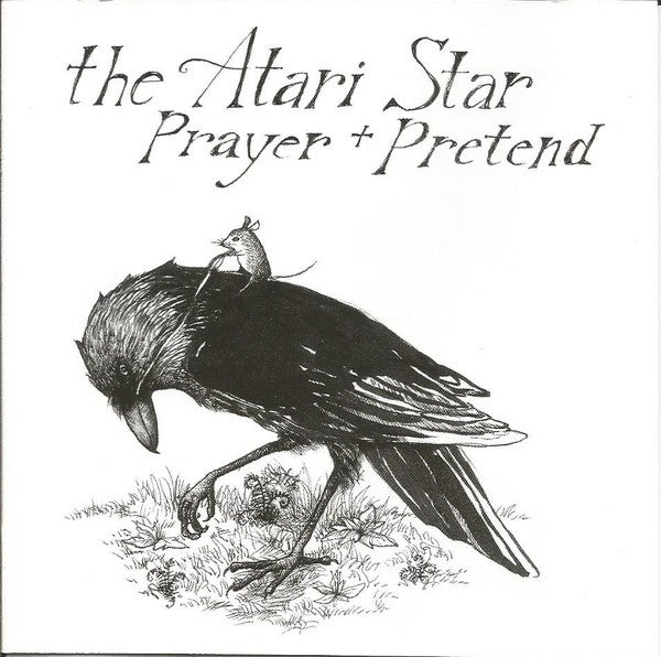 "Image of The Atari Star ""Prayer + Pretend"" CD"