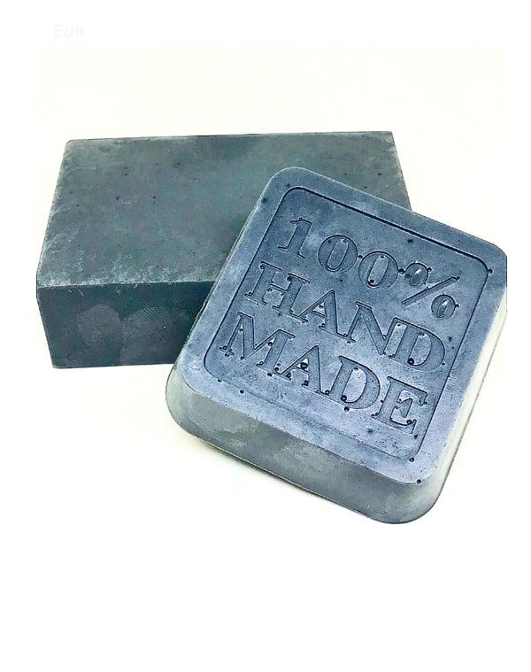 Image of All Natural Charcoal Soap Bar