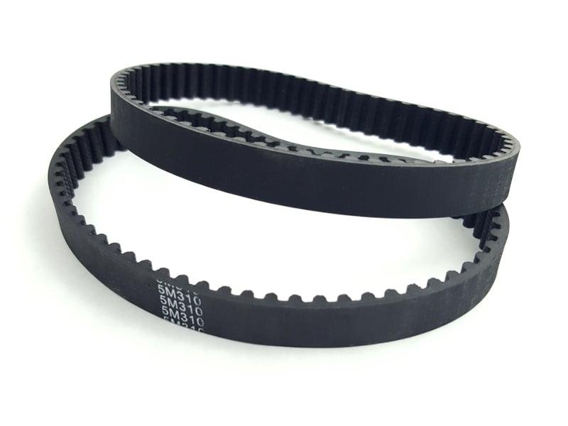 Image of 310mm HTD5 12mm belt