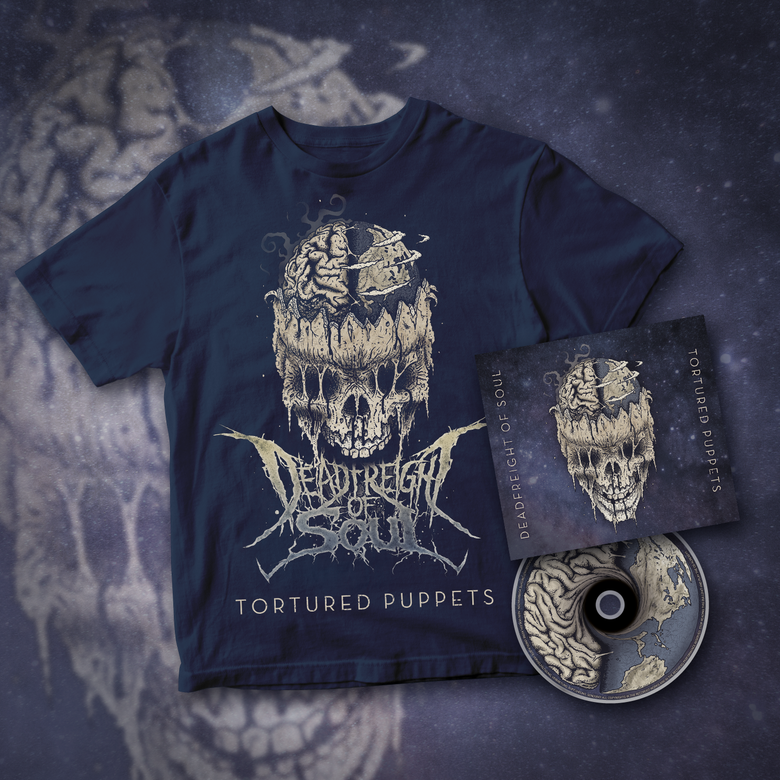 Image of Tortured Puppets Bundle (Shirt & CD)