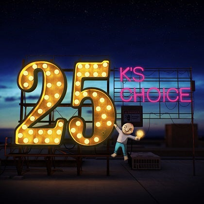 Image of K'S CHOICE - 25 - CD + DVD