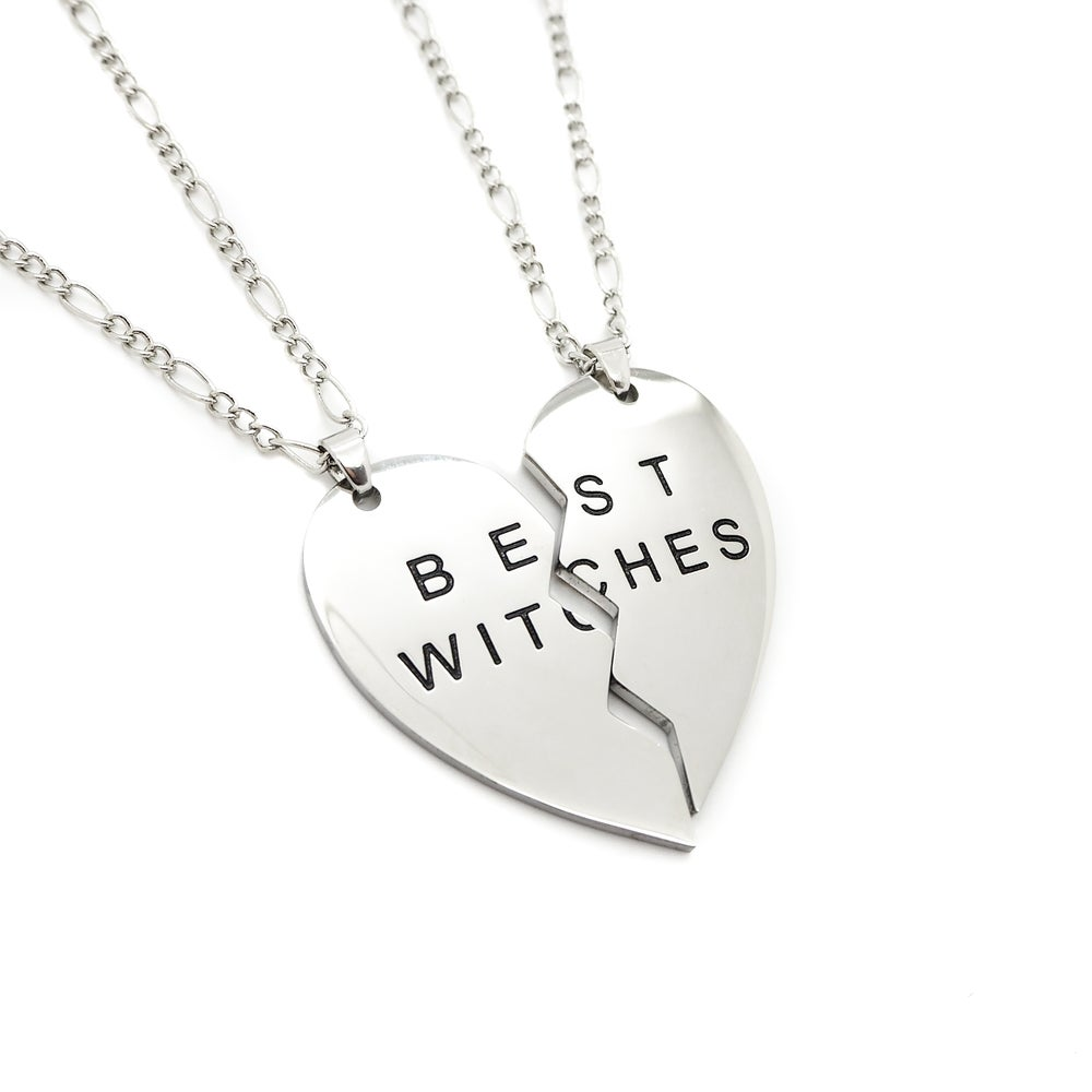 Image of 'Best Witches' Necklaces