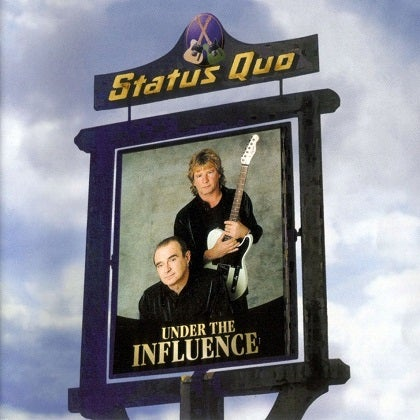 Image of STATUS QUO - Under The Influence - Edition Digi-pak