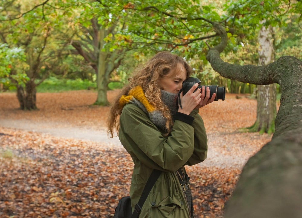 Image of Hampstead Heath Group Photography Workshop Gift Voucher