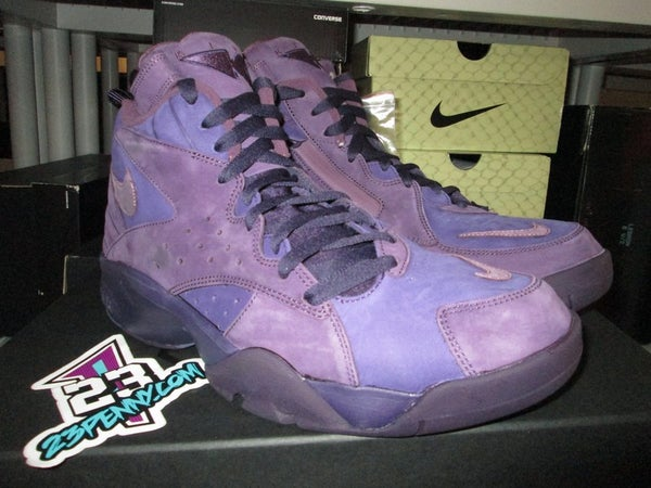 "Air Maestro II (2) QS ""Kith: Ink/Pure Purple"" - SIZE11ONLY - BY 23PENNY"