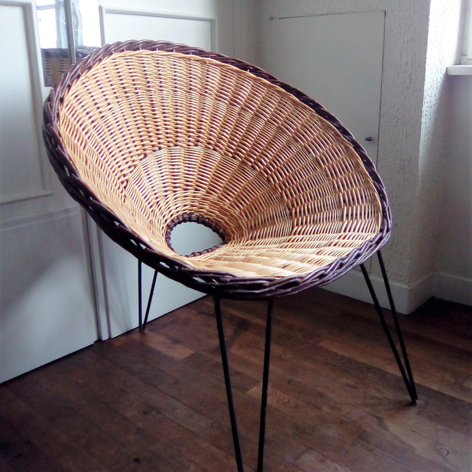 Fauteuil Osier Design