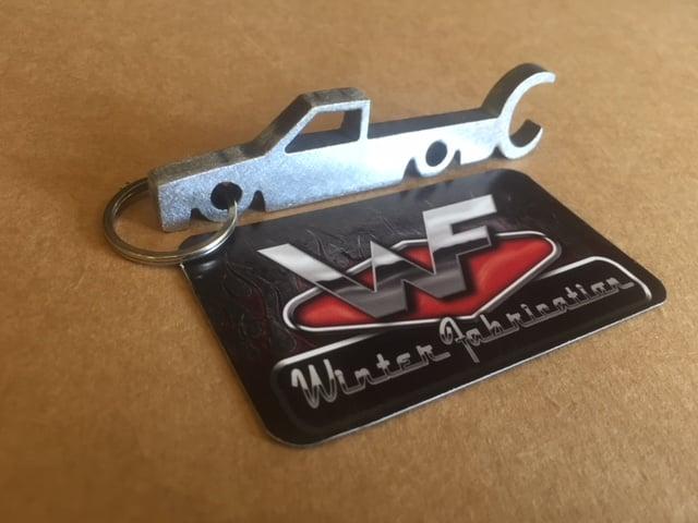 Image of Minitruck or Blazer Bottle Opener / Keychain