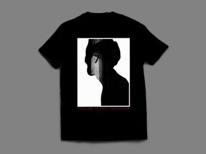 Image of You Are Mostly Nowhere tee (black)