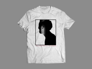 Image of You Are Mostly Nowhere tee (white)