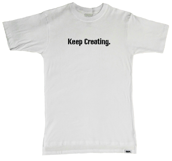 Image of SKRBBL® Keep Creating® Tee