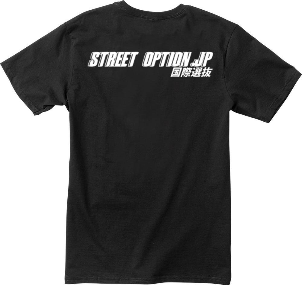 Image of イベントティーシャツ(黒) | Black Event T-Shirt
