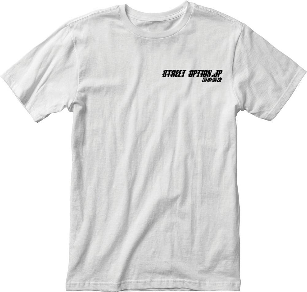 Image of イベントティーシャツ(白) | White Event T-Shirt